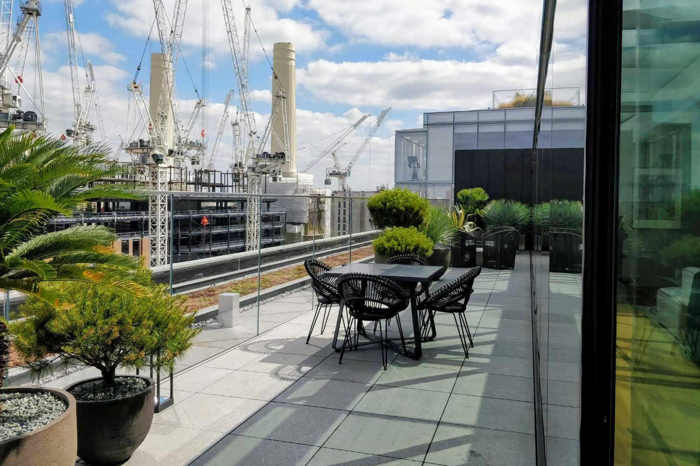 Battersea Landscaping project