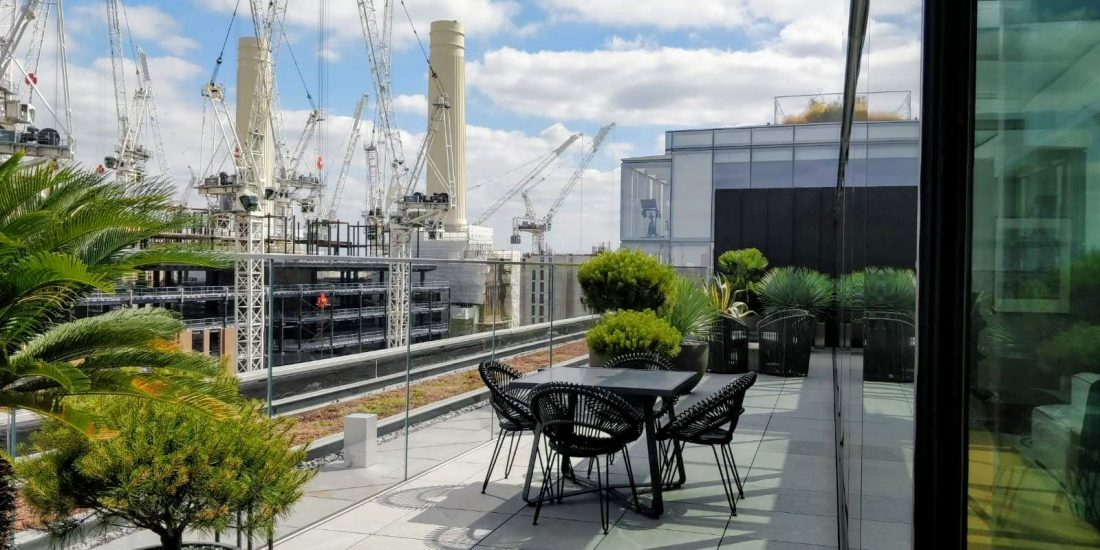 Battersea Power Station Penthouse Apartments
