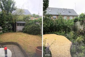 garden maintenance in balham