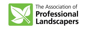 professional landscapers logo